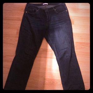 Ankle Length LOFT jeans